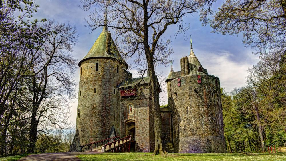 Castell Coch (United Kingdom) wallpaper