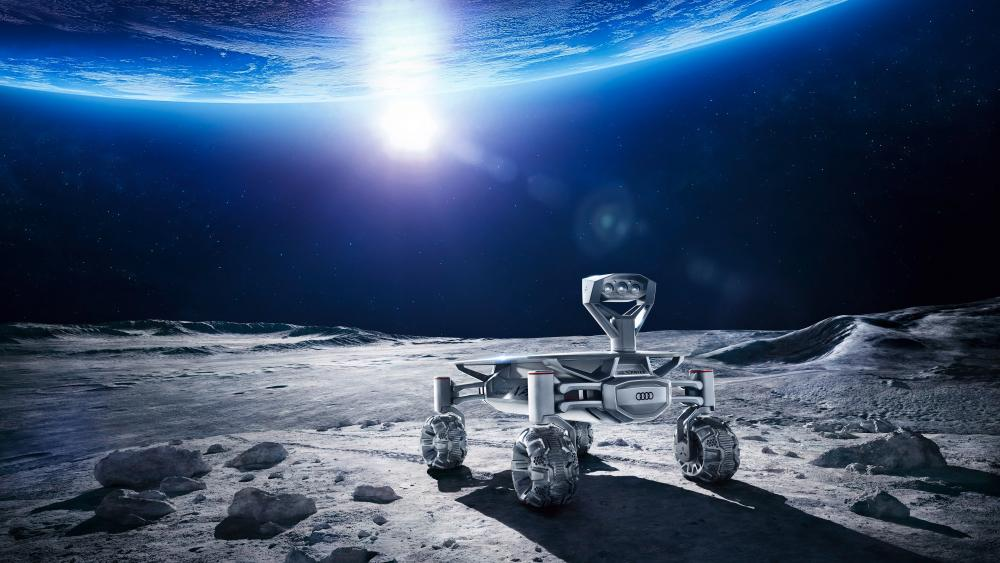 Audi Moon Rover wallpaper