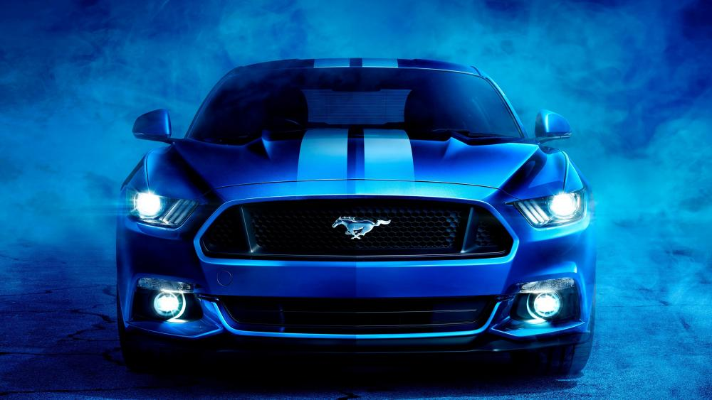 Ford Shelby Mustang wallpaper