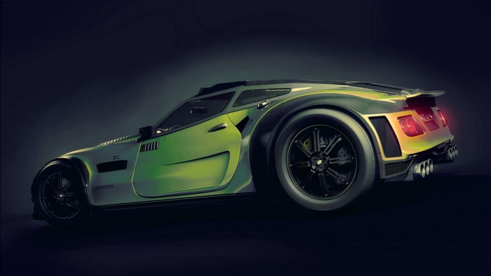 Concept car wallpaper