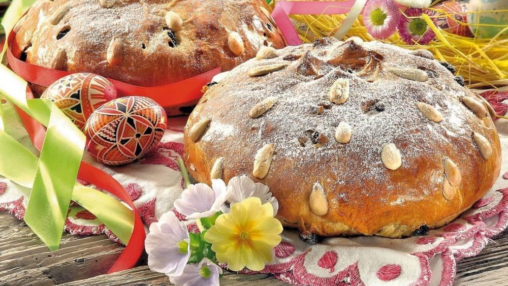 Easter Mazanec Czech Easter Tradition wallpaper