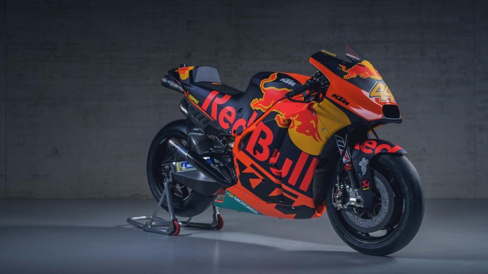 Red Bull KTM wallpaper