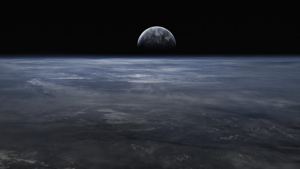 Moon 🌕 wallpaper