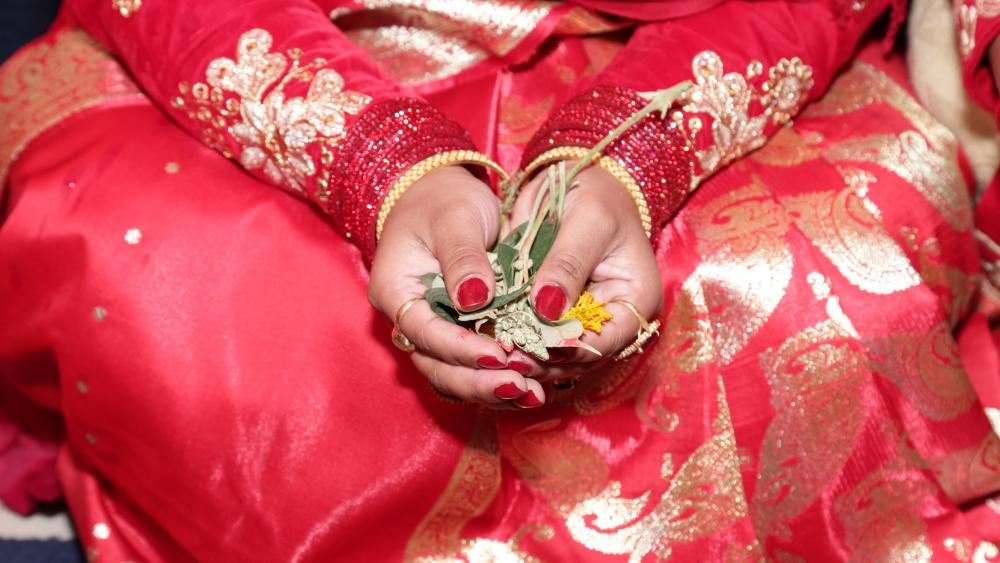hindu bride wallpaper