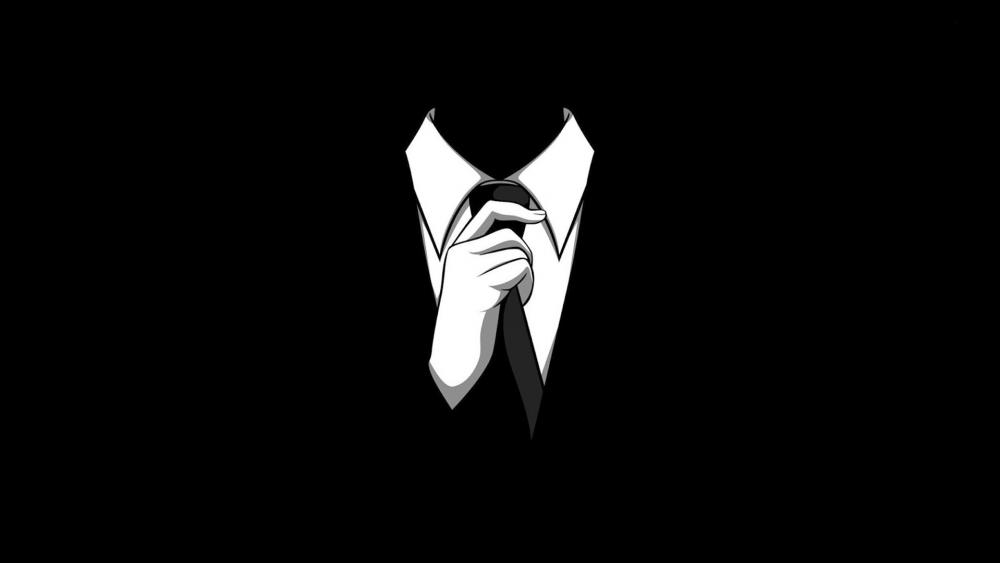 White-collar Anonymous wallpaper