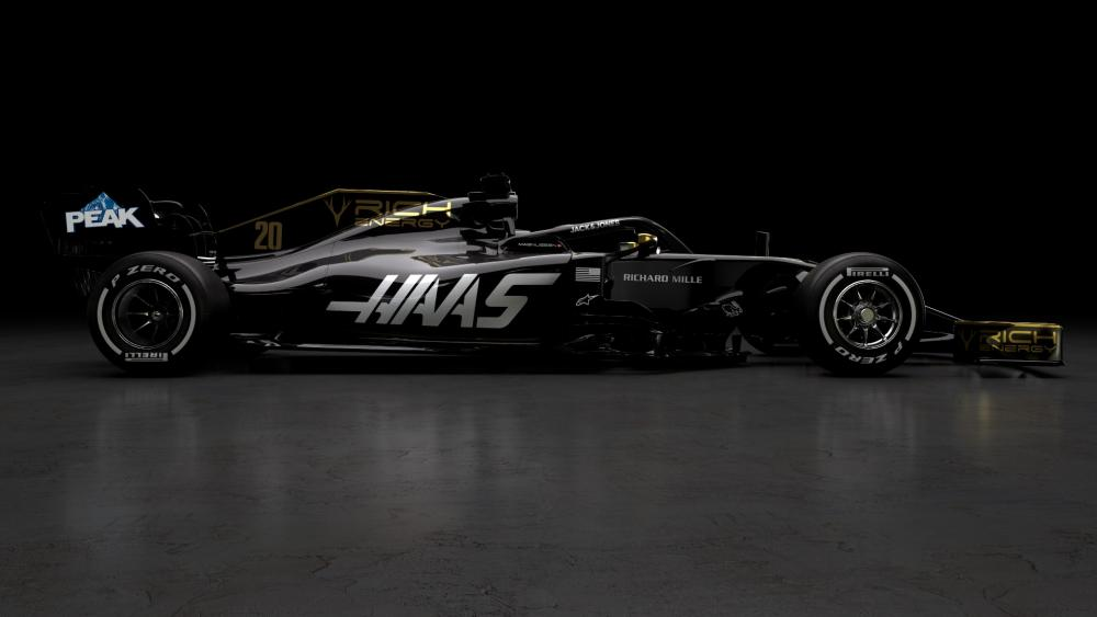 Haas VF 2019 wallpaper