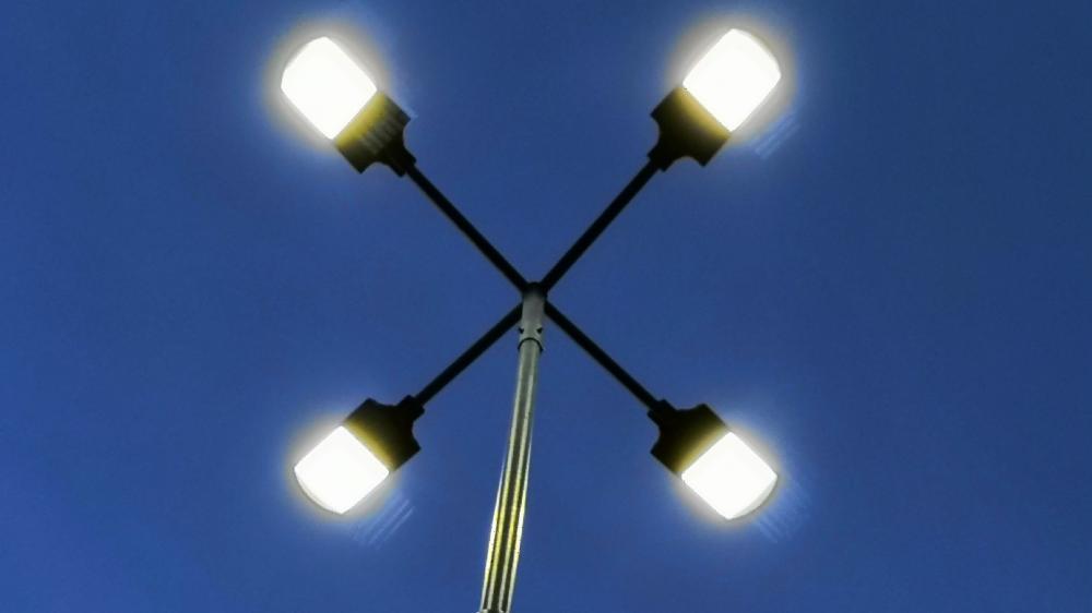 lamps wallpaper