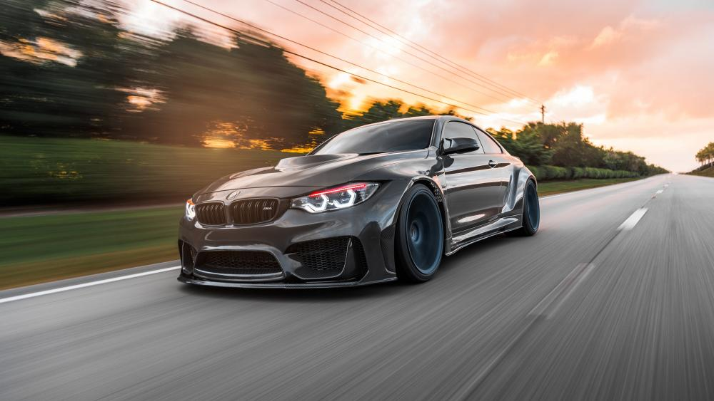 2018 BMW M4 wallpaper