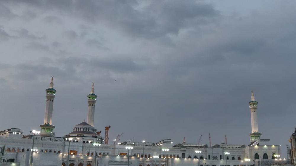 Minarets of Makkah wallpaper