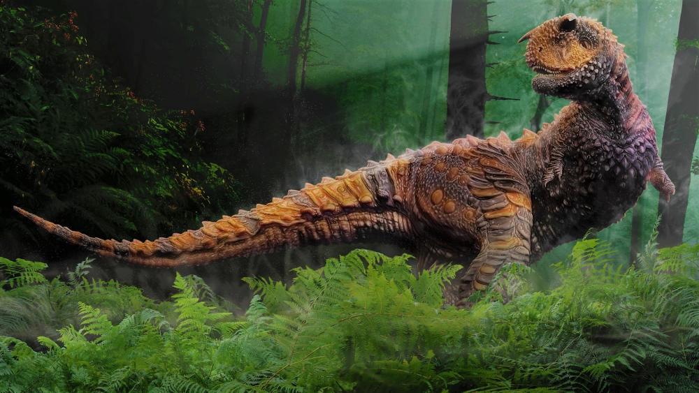 Dinosaur Carnotaurus wallpaper