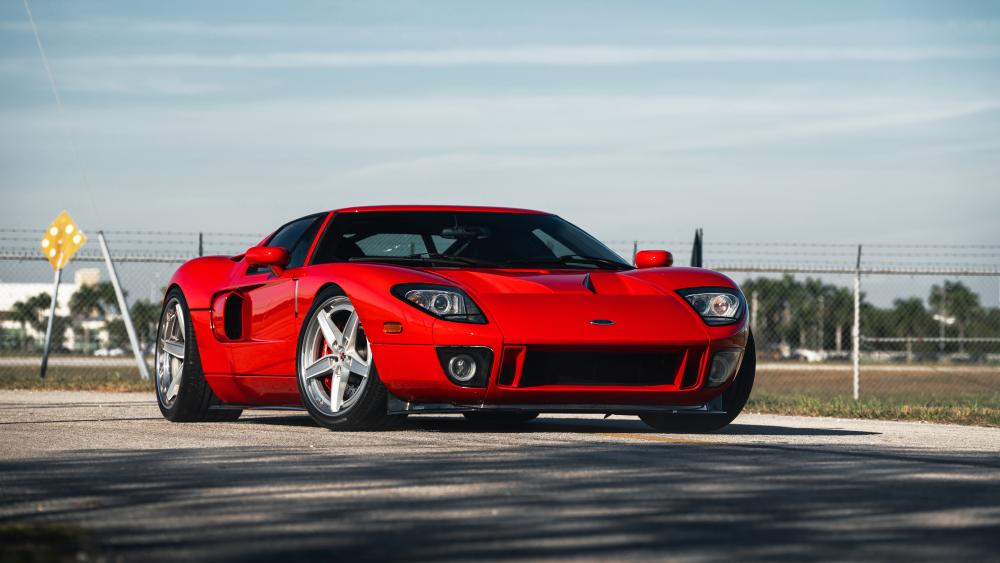 Ford GT Twin Turbo wallpaper