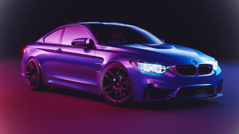 BMW M4 F82 Coupe wallpaper