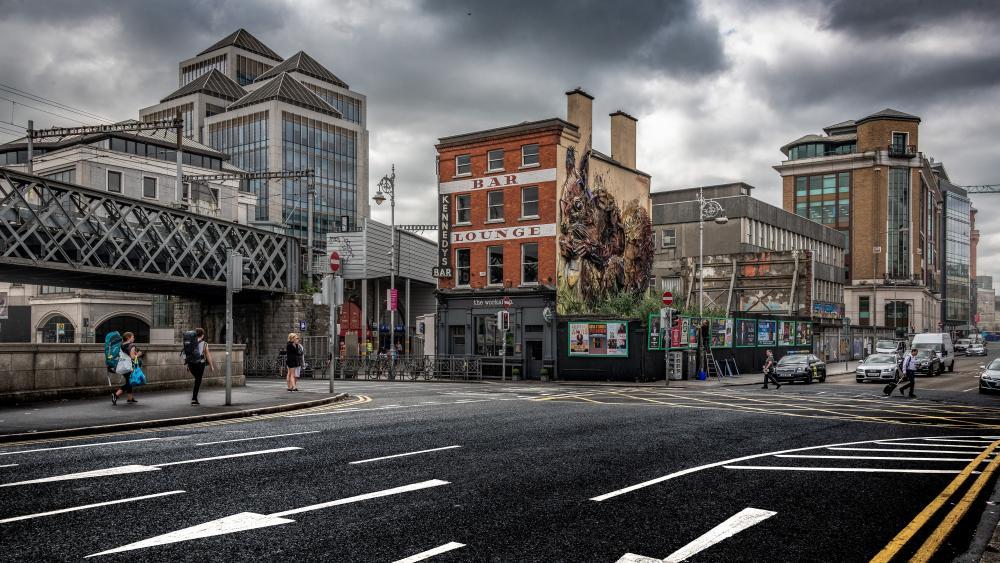 Kennedy's Bar - The Workshop Gastropub in Dublin wallpaper