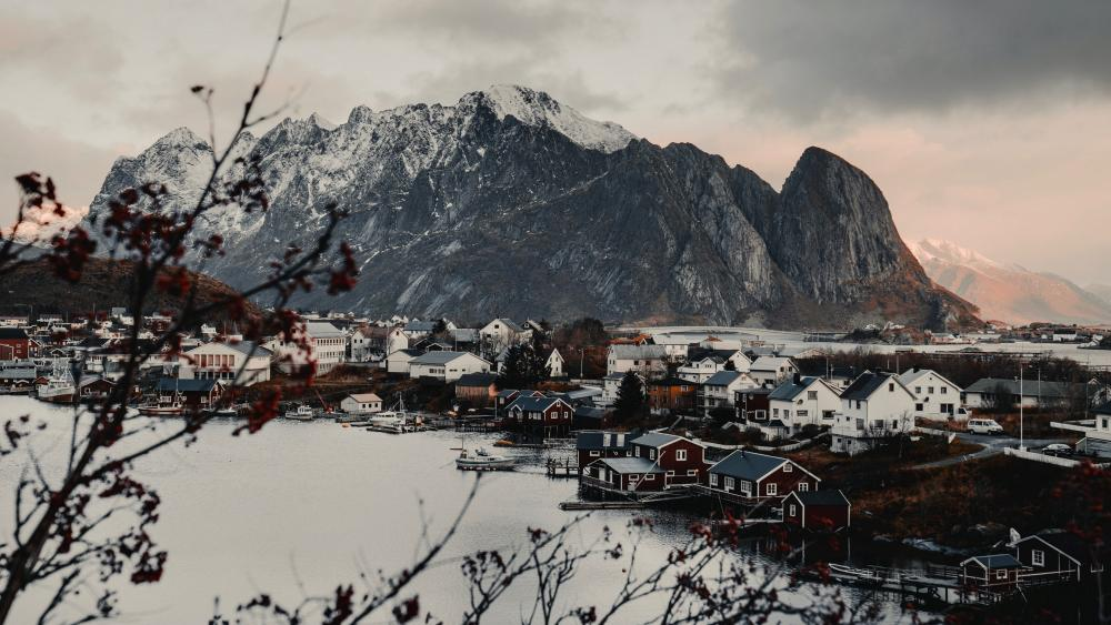 Reine (Norway) wallpaper