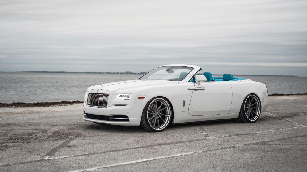 Rolls-Royce Dawn wallpaper