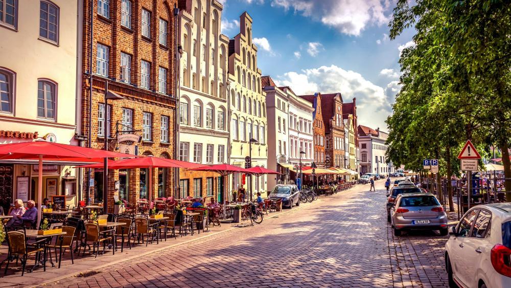 Lübeck wallpaper
