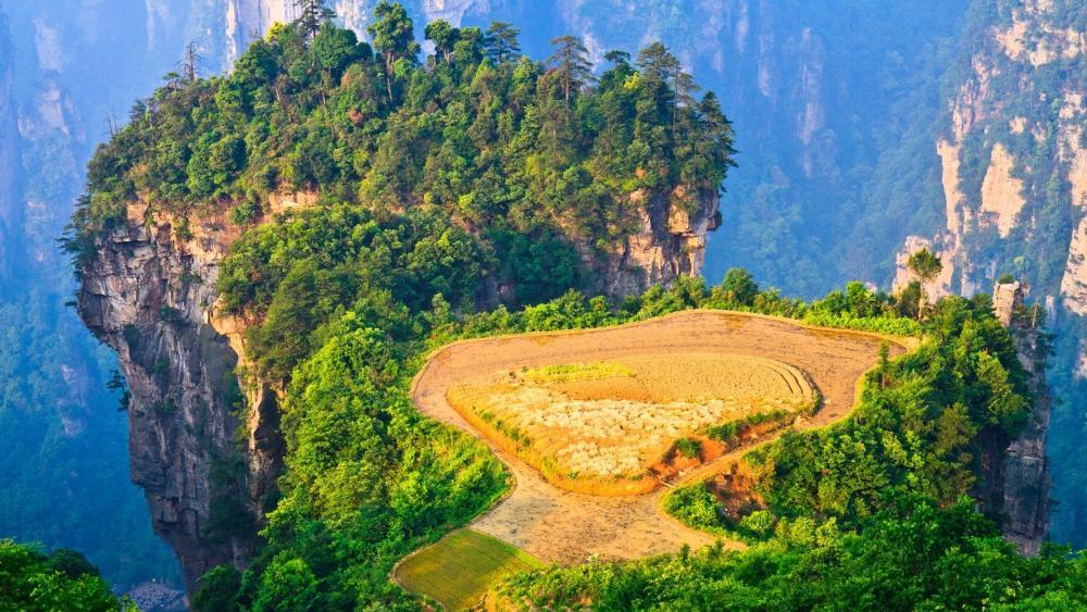 Wulingyuan & Zhangjiajie National Forest Park wallpaper