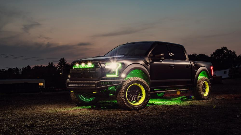 Ford F150 Raptor wallpaper