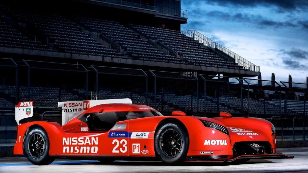 Nissan GT-R Nismo wallpaper