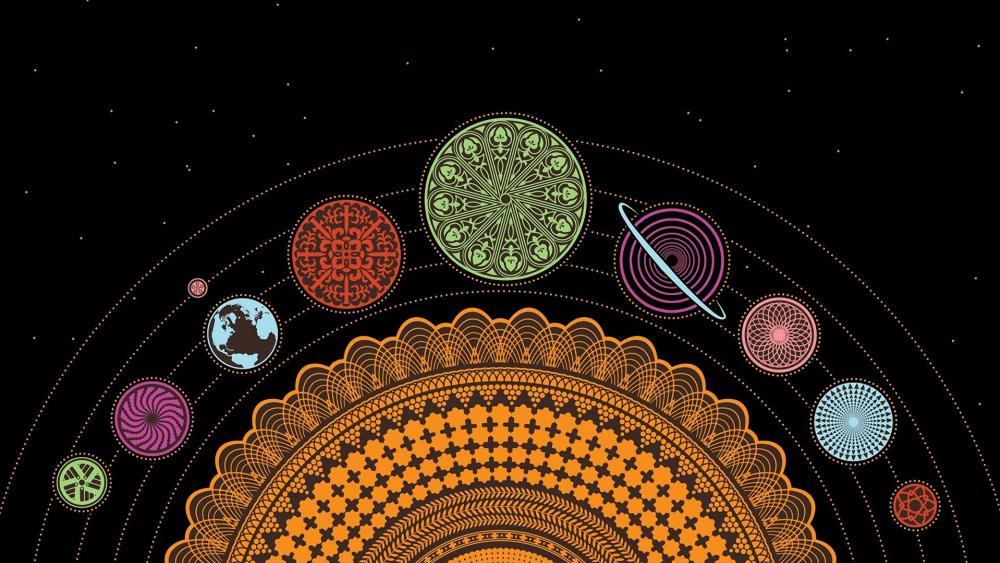 Chakra wallpaper