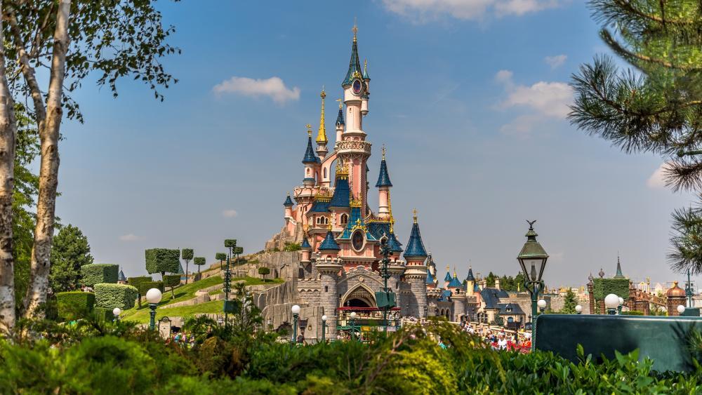 Cinderella Castle (Orlando) wallpaper