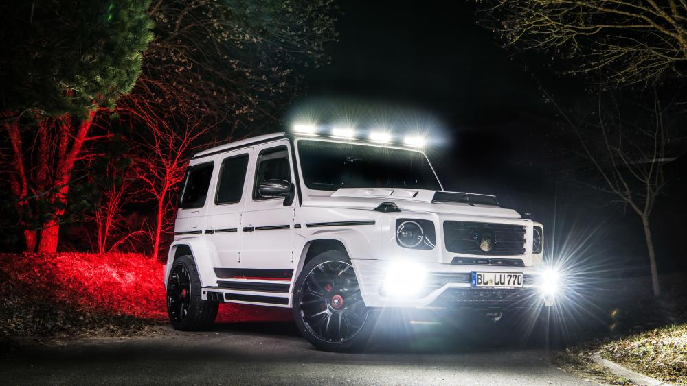 2019 Mercedes-AMG G63 wallpaper