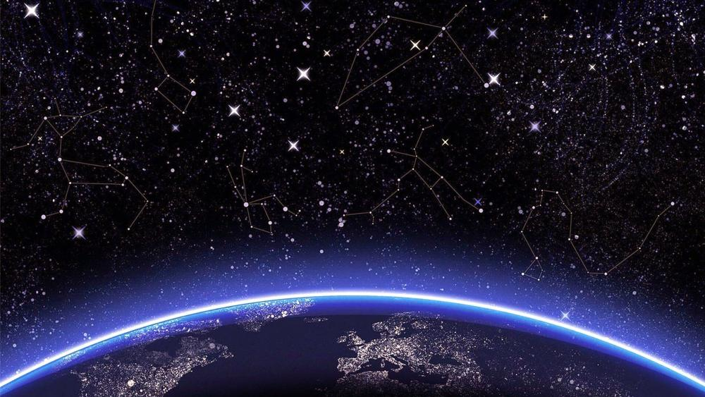 Constellations wallpaper