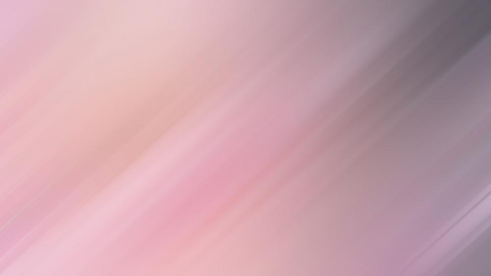 Pink minimal abstract art wallpaper