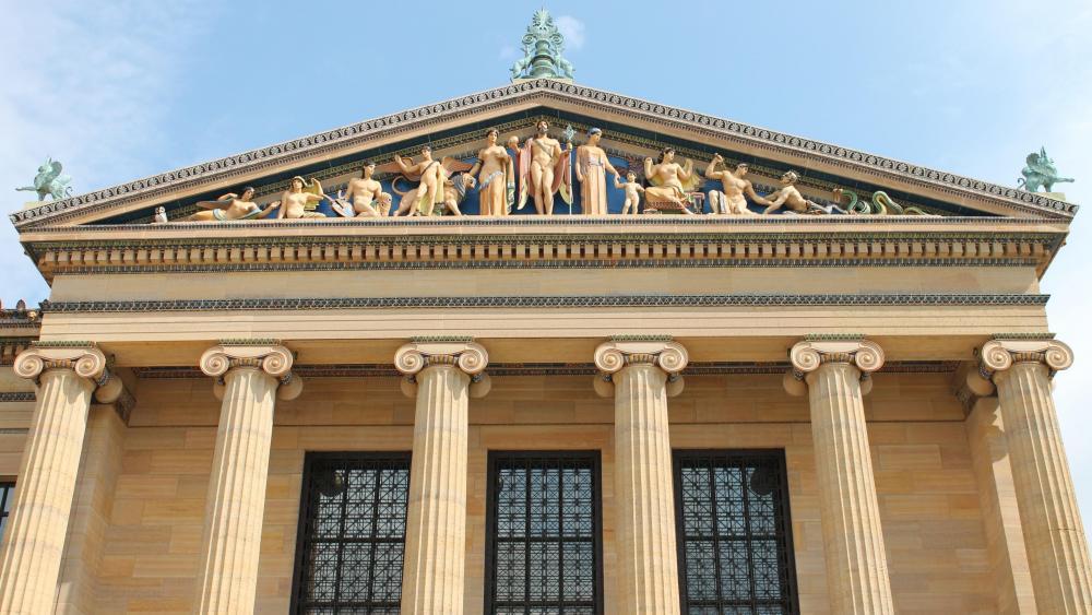 Philadelphia Museum of Art wallpaper