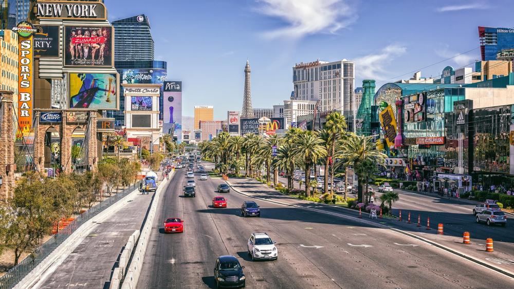 Las Vegas wallpaper