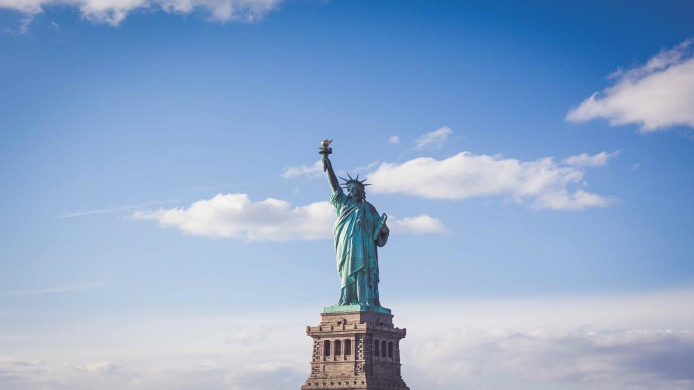 Statue of Liberty, New York, United States wallpaper