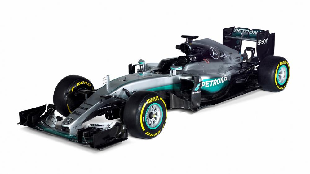 2016 Mercedes AMG W07 Hybrid wallpaper