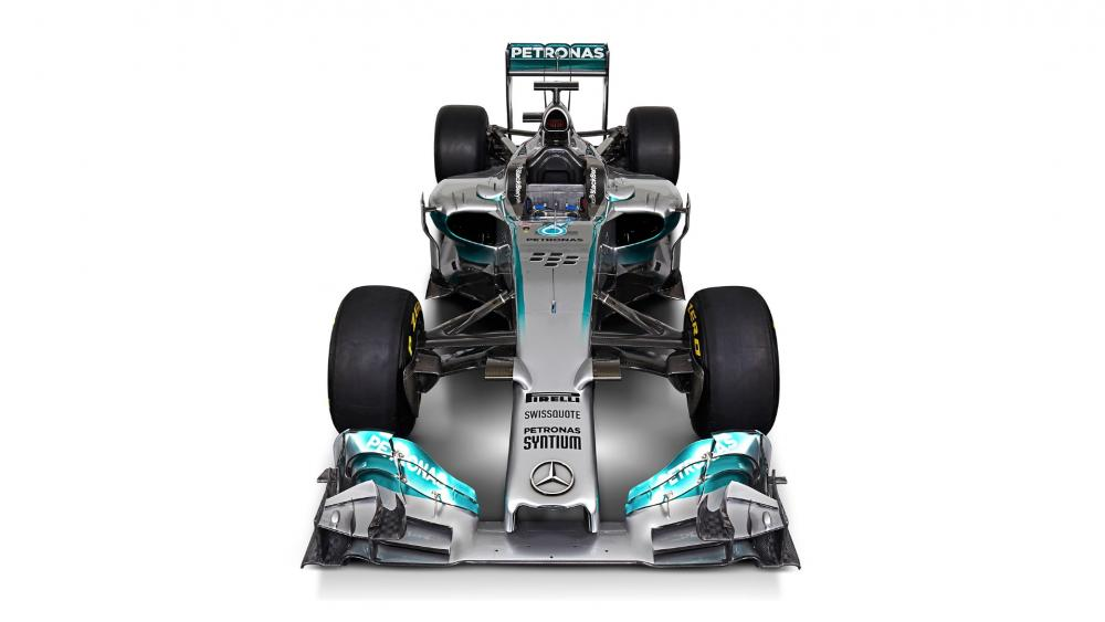 2014 Mercedes AMG W05 Hybrid wallpaper