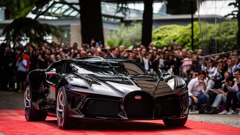 Bugatti wallpaper