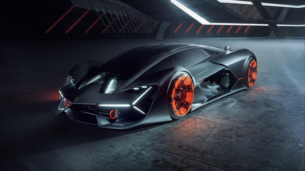 Lamborghini Terzo Millennio 🚗 wallpaper
