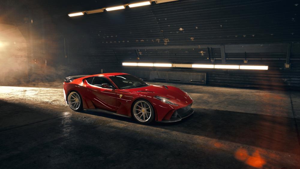Ferrari 812 Superfast wallpaper