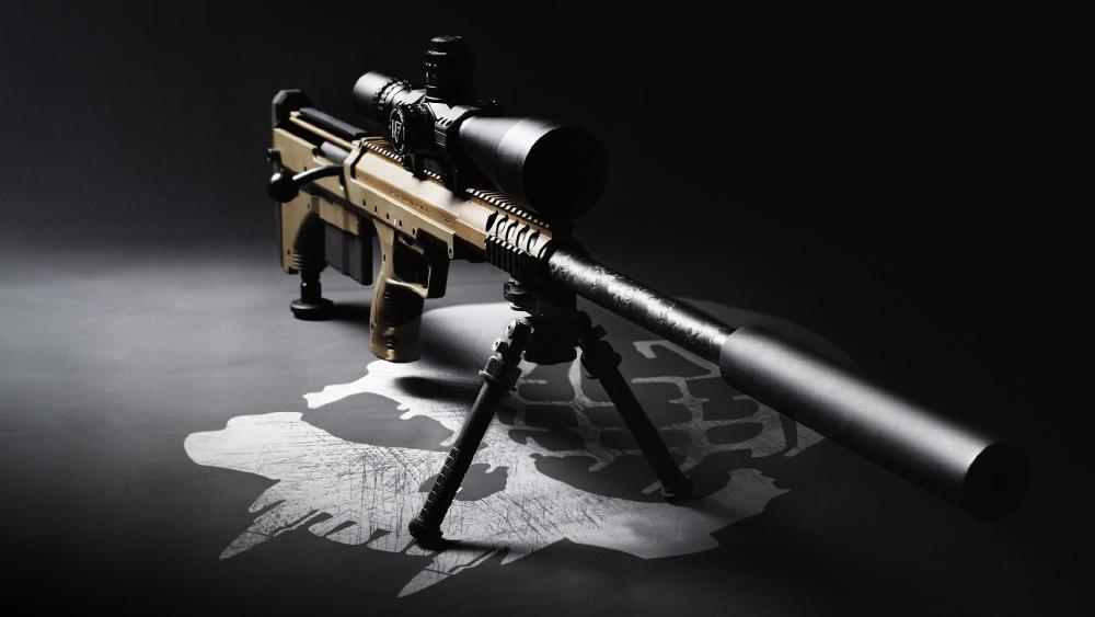 The Sniper wallpaper