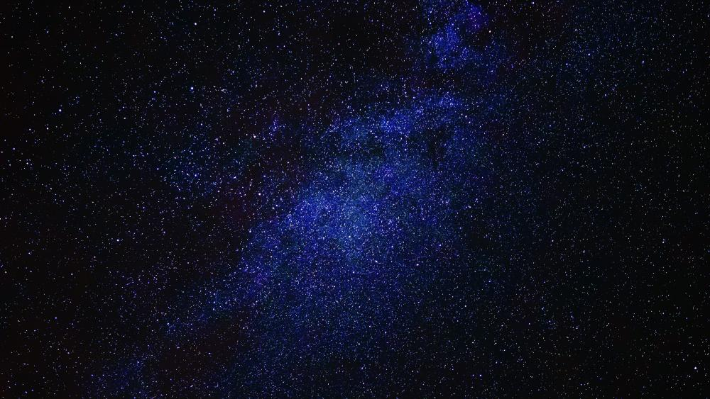 Milky way 🌌 wallpaper