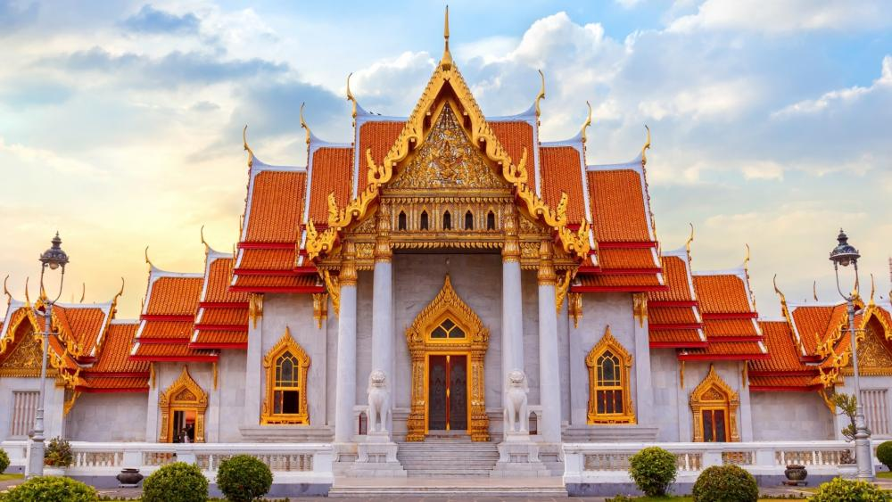 Marble Temple (Bangkok) wallpaper