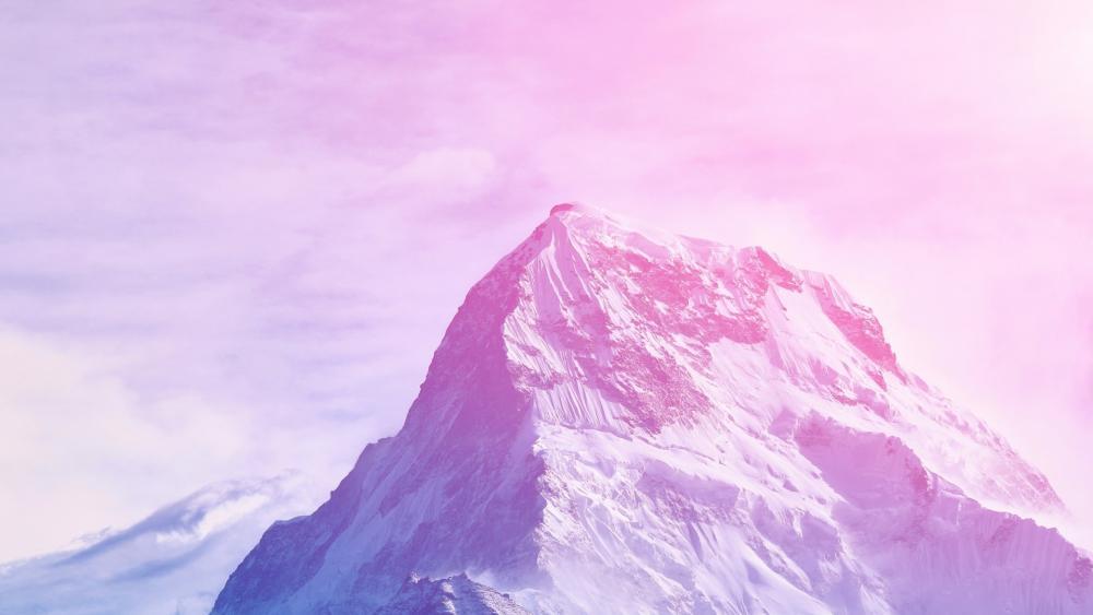 Mount Annapurna wallpaper