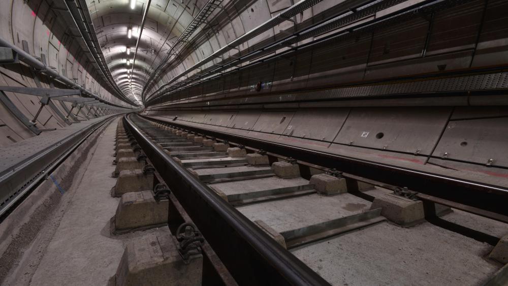 London Tube wallpaper
