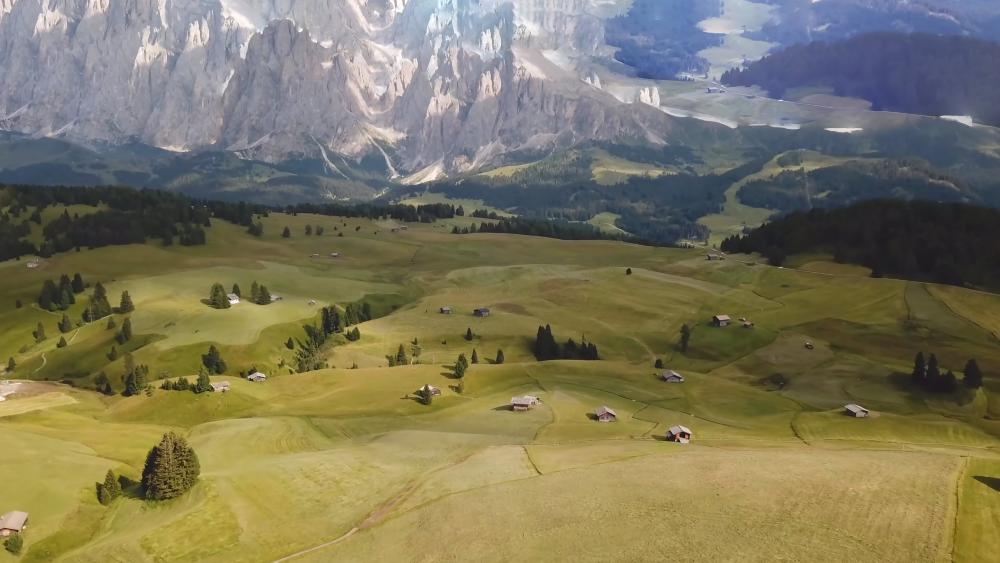 Dolomites, Italy wallpaper