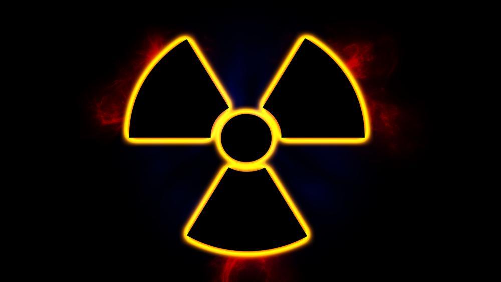 Radiation wallpaper