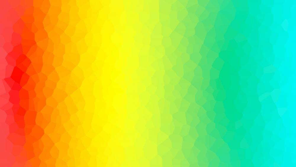Colorful blocks wallpaper
