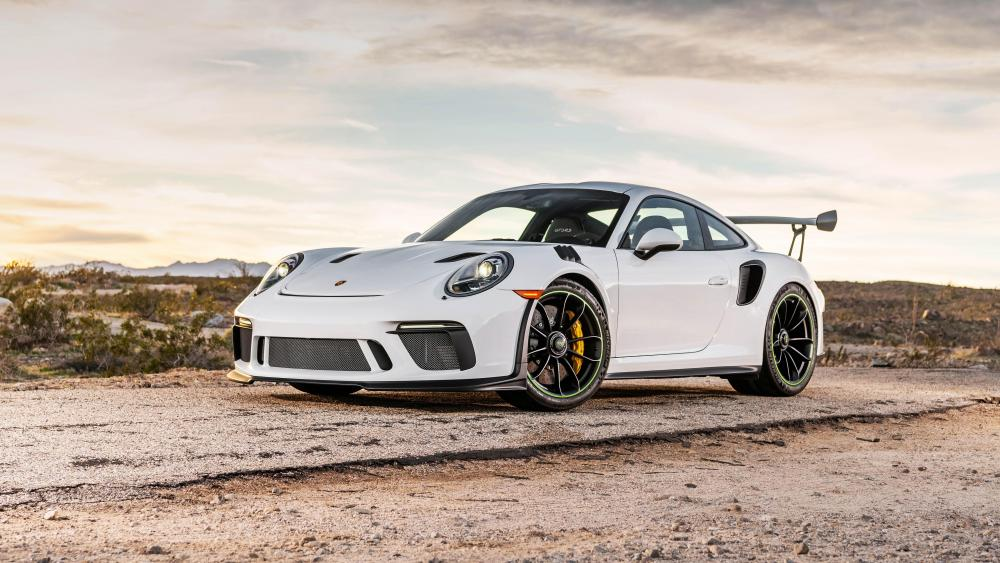 2019 Porsche GT3 RS wallpaper