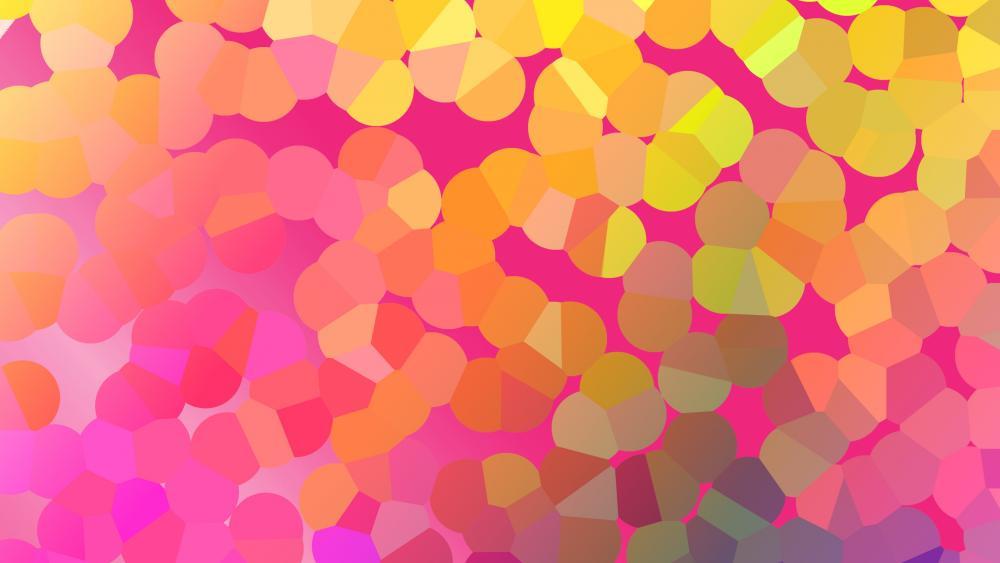 Pinky tones wallpaper