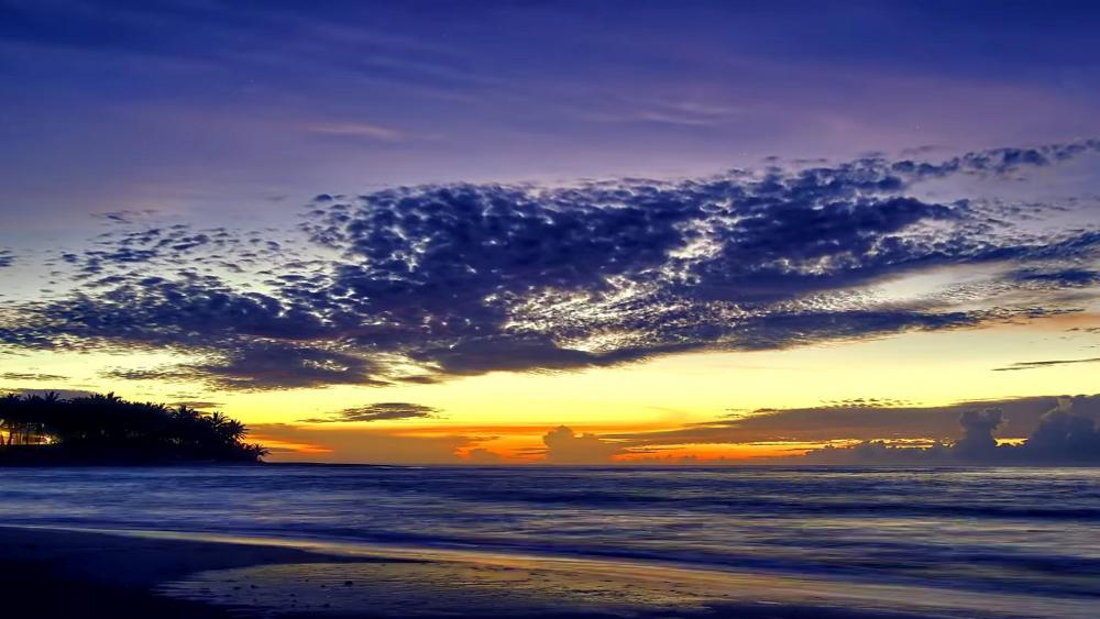 Beautiful seascape wallpaper