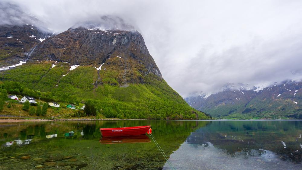 Hjelle, Norway wallpaper