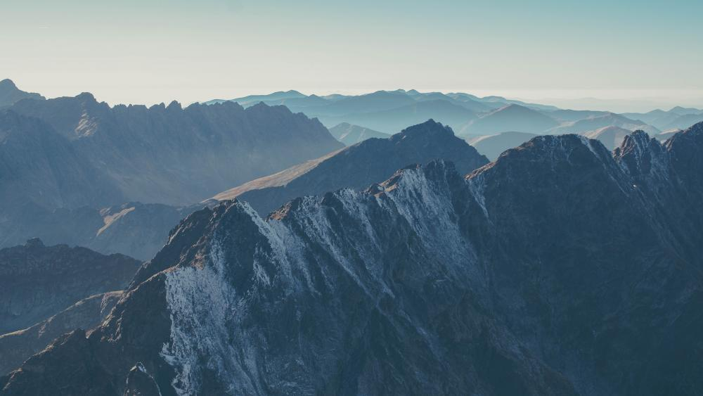 Tatra Mountains wallpaper