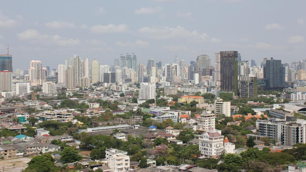 Bangkok wallpaper
